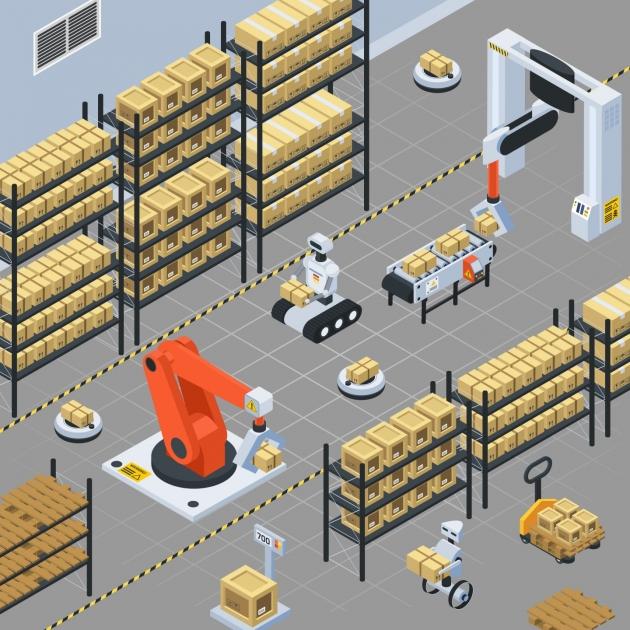 自動化倉儲管理系統 1